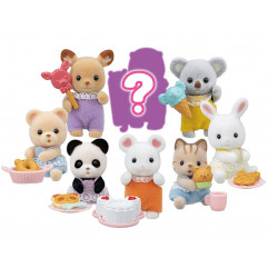 Sylvanian Families Baby Collection Baby Sweet Series 16Pack BOX
